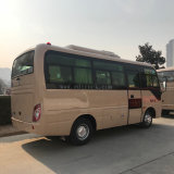 China Shaolin 6.6m 25 Seats 30 Seat Long Distance City Coach Bus for Sale