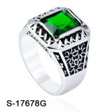 New Design Silver Jewelry Turkish Ring for Man