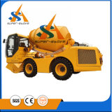 Wholesale Self Loading Mixer Truck
