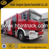 New Designed Water and Foam Tanker Fire Truck