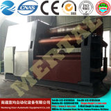 CNC Hydraulic Rolling Machine Metal Rolling Machine Plate Roller Steel Plate Sheet Bending Machinery