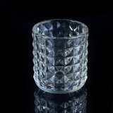 Clear Glass Candle Jar Wholesale
