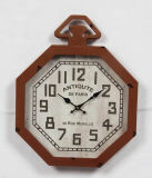 Factory Wholesale Antique Metal & Wood Wall Clock