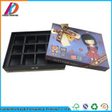 High Quality Fancy Luxury Paper Chocolate Packaging Box with Divider