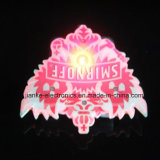 Customized Flashing Light Badge Souvenir for Promotion (3161)