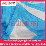 Wholesale Blue Reinforced 4mx5m PE Coating Tarpaulin