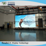 Front Rear Access Indoor Rental LED Display Made with Magnetic Modules P4.81