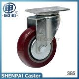 Medium Duty Industrial Polyurethane Caster Wheel