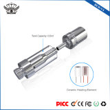 Wholesale Top Airflow Full Ceramic Heating Element 510 0.5ml Clearomizer Oil Vape Pen Atomizer