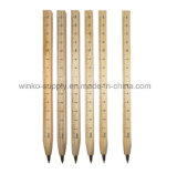 Quality Wooden Twig Ball Pen with Scale Printing