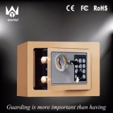 Electronic Mini Safe Box with Keypad/Digital Hotel Safe/Keeper with Lock