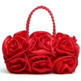 Designer Party Bag Wedding Handbag Fashion Silk Clutch Bag