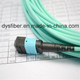 Factroy Price 8f 3.0mm Om3 MPO-MPO Fiber Optic Cable
