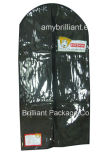 Wholesale Non Woven Gusseted Hanging Garment Bags with See-Through Vinyl