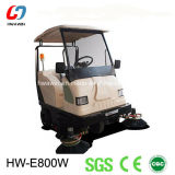 Ce Approve Automatic Electric Road Sweeper, Sweeper Machine