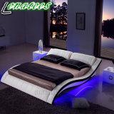 A044 Hot Seller Bedroom Furniture with LED Light