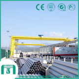 Bmh Model Single Girder Semi-Gantry Crane with Competitive Price