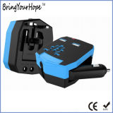 2.5A Dual USB Output Travel Adaptor with Car Charger (XH-UC-061)