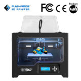 Flashforge Creator PRO 3D Printer with Dual Extruder, Full Metal Frame Body, ABS Filament.