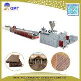 Cheap Customized Wood Plastic Composite WPC PVC Floor Profile Extruder Production Line