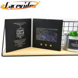 China Wholesale 7 Inch LCD Panel Paper Video Screen Business Card Advertising Greeting Card for Christmas Souvenir