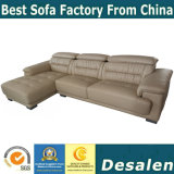 Factory Price Comfortable Combination Leather Sofa for Office Furniture (8019#)
