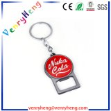 Custom Fashion Bottle Opener Keychain for Promotional Gifts