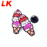 Wholesale Custom Logo Gift Butterfly Soft Enamel Lapel Pin Badge