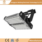 Long Distance 20 Degrees 60 Degrees LED Tunnel Flood Light Fixture of Modern Style for Park Plaza High Pole Lighting Mobile Tower