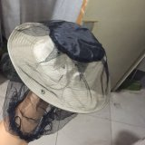 Mesh Bucket Hat Bee Hat Mosquito Pretection Hat