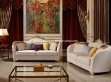 Chinese Furniture Classical Style Luxury Velvet Sofa