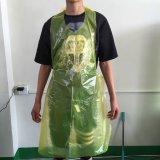 Customized Cheap Disposable PE Kitchen Plastic Apron