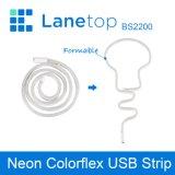 Bulb Design Four Color USB Neon Light
