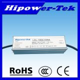 100W Waterproof IP67 Outdoor Programmable Power Supply LED Driver