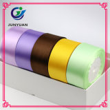 Personalized Polyester Single Face Satin Ribbon