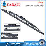 "10""-28"" Car Accessories Windshield Traditional Metal Wiper Blade"