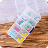 Adjustable Storage Box Plastic Case Home Organizer Jewelry Beads Boxes