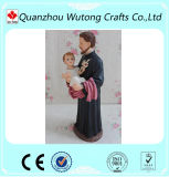 Wholesale Resin Gift Jesus Christ Statue and Baby