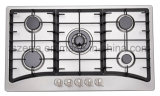 Sabaf Burner Gas Kitchenware Built in Gas Hob with Safety