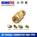 RF SMA Male to Male Straight Connector