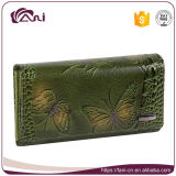 Fani Green Color Multipurpose Fashion Women Purse Wallet for Ladies