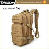 6 Colors Tactical Backpack Military Laser-Cut Bag