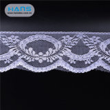 Hans Cheap Promotional Wholesale Garment Accessories Net Lace