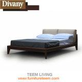 Teem Leather Headboard Upholstery Bed