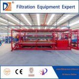 Dazhang Horizontal Pressure Filter Automatic Chamber Filter Press