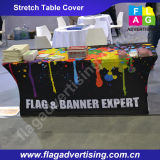 Eco Friendly Custom Printed Fitted Table Cloth, Table Throw, Table Cover