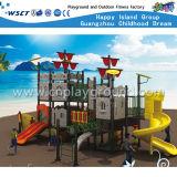 Hot Sale Outdoor Playground Cheap Children Playsets HD-Tsn004