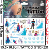 Water Transfer Temporary Body Tattoo Stickers (CG013)