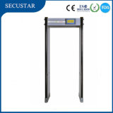 7inch LCD Walk Through Gate with 33 Detection Alarm Zones