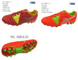 No. 50641 Two Colors Men′s Football Shoes Stock